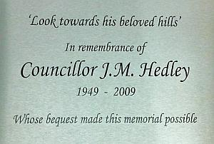 Steel Plaque